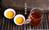 安化黑茶金花茯砖茶价格_安化茯茶多少钱一斤?