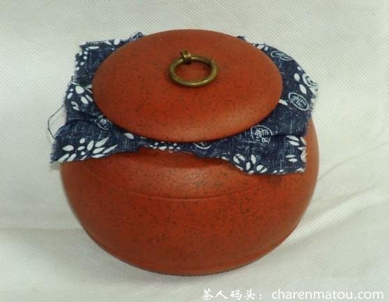 茶叶瓦坛保存法