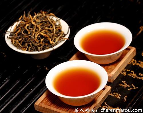 云南滇红茶的冲泡方法