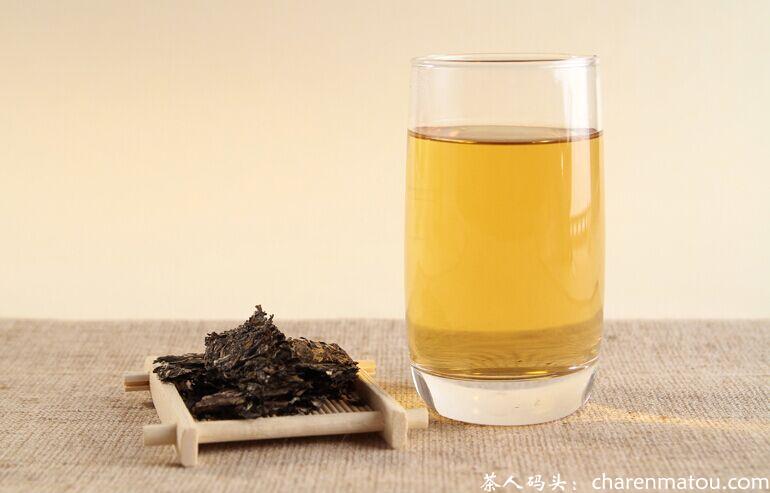 贡眉白茶的冲泡方法