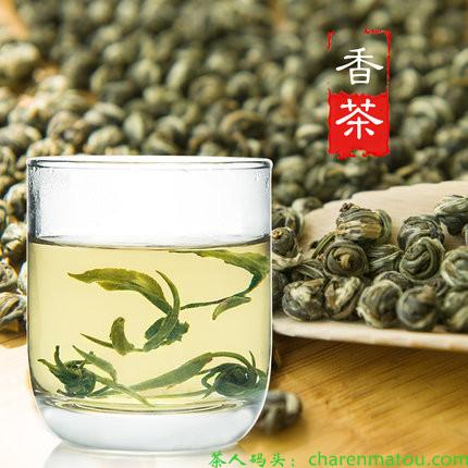 茉莉花茶的种类