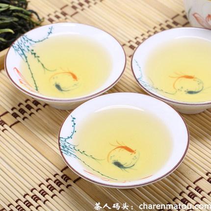 凤凰单枞茶的泡法