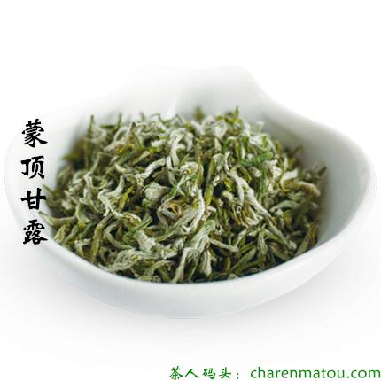 蒙顶甘露是什么茶