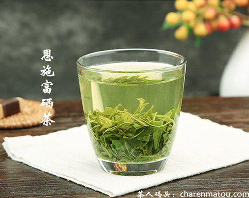 富硒茶的功效与作用